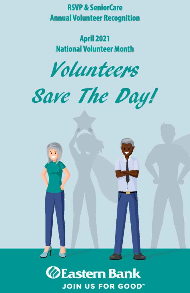 cover art for volunteer appreciation booklet